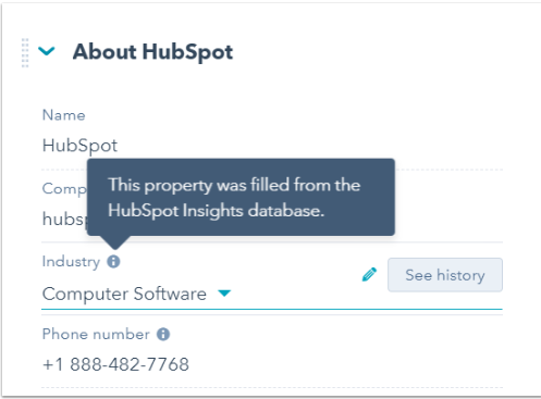 About HubSpot